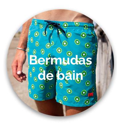 Bermuda de bain