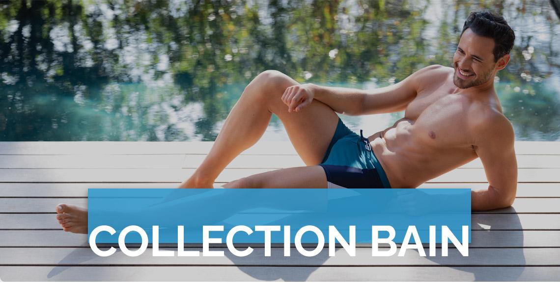 Collection bain