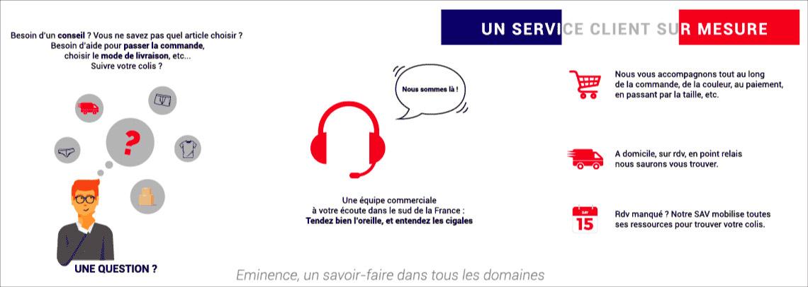 Service client web